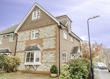 Thumbnail 5 bed semi-detached house for sale in St. Francis Close, Maidstone