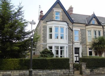 Thumbnail 6 bed end terrace house for sale in Cwrt-Y-Vil Road, Penarth