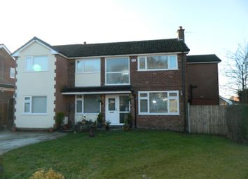 Thumbnail 4 bed detached house to rent in Chale Green, Harwood, Bolton