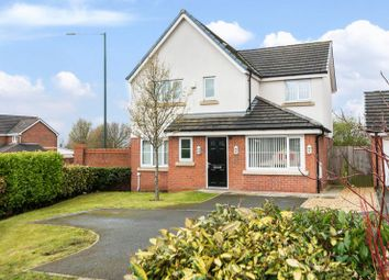 Thumbnail 4 bed detached house for sale in Beacon Green, Skelmersdale