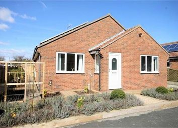 Thumbnail 3 bed detached bungalow for sale in Cherry Road, Hunmanby, Filey, North Yorkshire