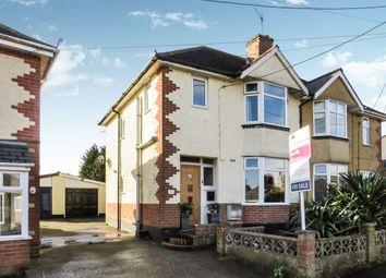 Thumbnail 3 bed semi-detached house for sale in Marina Road, Durrington, Salisbury