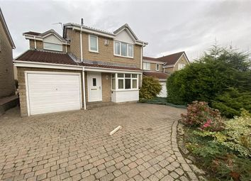 Thumbnail 3 bed detached house for sale in Daniels Drive, Aughton, Sheffield, Rotherham