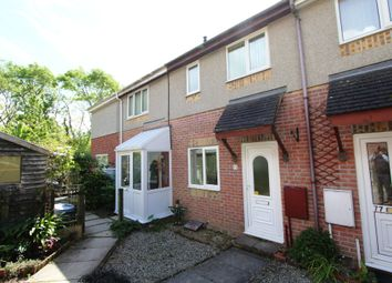 Thumbnail 2 bed terraced house for sale in Sennen Close, Torpoint