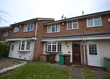 Thumbnail 2 bed terraced house to rent in Saxon Green, Nottingham