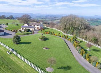 Thumbnail 5 bed detached house for sale in Pen-Y-Cae Mawr, Usk, Monmouthshire