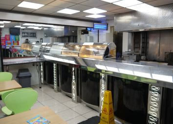 Thumbnail Restaurant/cafe for sale in Fish & Chips HD1, Birkby, West Yorkshire