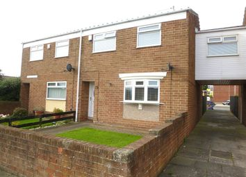 Thumbnail 4 bed link-detached house for sale in Plymouth Walk, Hartlepool