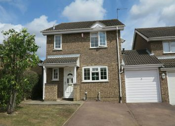 Thumbnail 3 bed link-detached house to rent in Maltby Way, Lower Earley