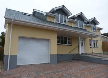 Thumbnail 4 bed detached house for sale in Tavistock Road, Callington