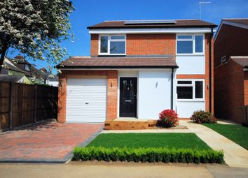 Thumbnail 4 bedroom detached house for sale in Chantry Lane, London Colney