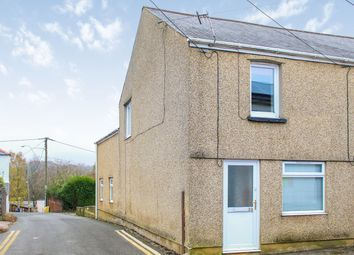 Thumbnail 2 bed end terrace house for sale in High Street, Pontypool