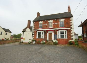 Thumbnail 4 bed detached house for sale in High Street, Cheswardine, Market Drayton