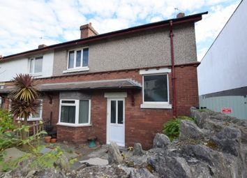 Thumbnail 3 bed end terrace house for sale in Greenbank Cottages, Mutley, Plymouth