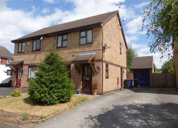 Thumbnail 3 bed semi-detached house to rent in Keats Close, Nottingham