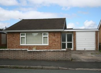 Thumbnail 3 bed detached bungalow to rent in Vaughan Way, Connah's Quay, Deeside