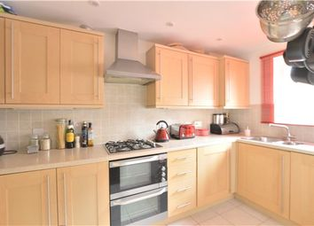 Thumbnail 3 bed terraced house for sale in Burrage Road, Redhill
