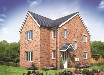"Thumbnail 3 bed detached house for sale in ""The Hatfield Corner"" at Pennings Road, Tidworth"