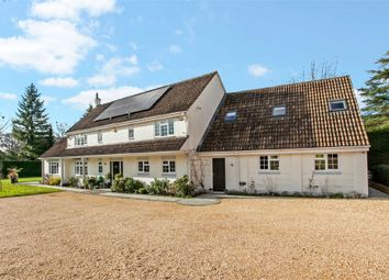 Thumbnail 5 bedroom detached house for sale in Southdown Road, Shawford, Winchester, Hampshire