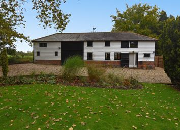Thumbnail 2 bed barn conversion for sale in Westhorpe, Stowmarket, Suffolk
