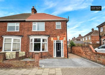 Thumbnail 3 bed semi-detached house for sale in Rosalind Avenue, Grimsby