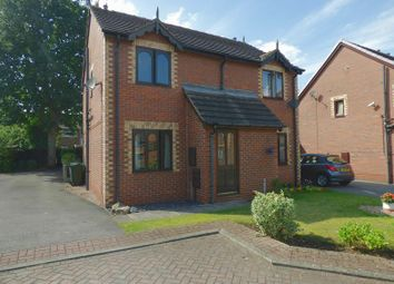Thumbnail 2 bed semi-detached house for sale in Croft Court, Edenthorpe, Doncaster.