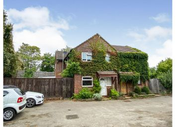 2 bed end terrace house for sale in The Buntings, Farnham GU9