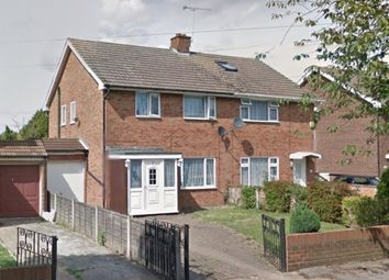 Thumbnail 3 bed semi-detached house to rent in Coleridge Way, West Drayton