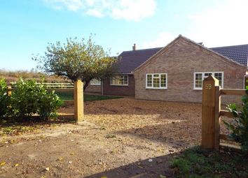 Thumbnail 4 bed bungalow for sale in Manor Lane, Langham, Oakham, Rutland