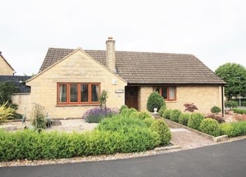 Thumbnail 3 bed detached bungalow for sale in Pentylands Close, Highworth, Swindon