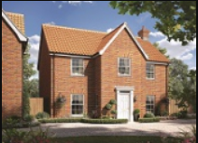 Thumbnail 4 bedroom detached house for sale in The Street, Bramford, Suffolk