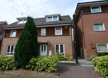 Thumbnail 3 bedroom town house to rent in Meadow Way, Caversham, Reading