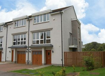 Thumbnail 4 bed end terrace house for sale in Woodlands Walk, Cults, Aberdeen