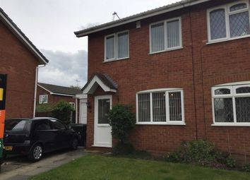 Thumbnail 2 bedroom semi-detached house for sale in Dowty Way, Wolverhampton