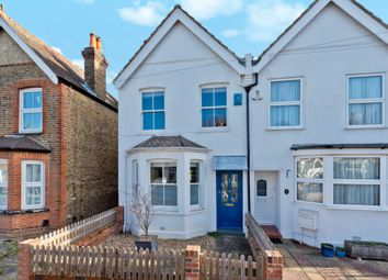 Thumbnail 3 bed semi-detached house for sale in Weston Road, Thames Ditton