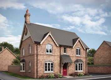 """The Bicton"" at Long Street Road, Hanslope, Milton Keynes MK19. 4 bed detached house for sale"