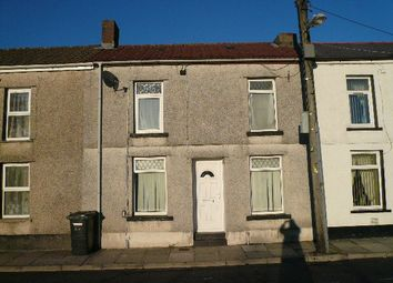 Thumbnail 2 bed terraced house for sale in Lower Row, Dowlais, Merthyr Tydfil