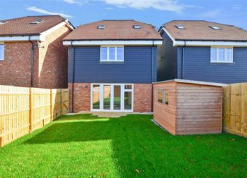 Thumbnail 4 bed detached house for sale in Godden Drive, East Malling, West Malling, Kent