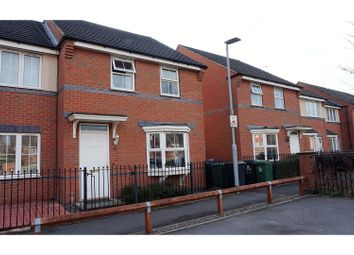 Thumbnail 3 bed semi-detached house for sale in Lime Tree Grove, Loughborough