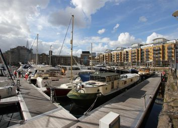 Thumbnail 1 bed flat to rent in Turnstone House, Star Place, London