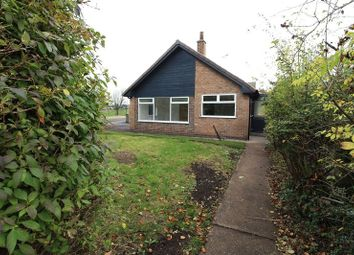 Thumbnail 2 bed detached bungalow for sale in Burns Lane, Warsop, Mansfield