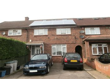 Thumbnail 4 bed terraced house for sale in Marlyon Road, Hainault