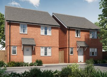 Thumbnail 3 bed detached house for sale in Wivenhoe Road, Alresford, Colchester
