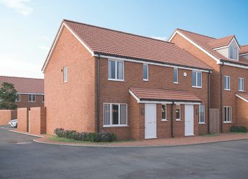 Thumbnail 3 bed terraced house for sale in Plots 26 & 27 Coverdale, Polperro Close, Paignton, Devon