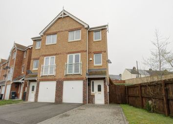 Thumbnail 3 bed semi-detached house for sale in The Chequers, Consett