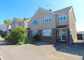 Thumbnail 3 bed property for sale in Passingham Avenue, Billericay