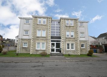 Thumbnail 2 bed flat for sale in Falkirk Road, Larbert