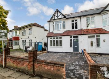 Thumbnail 3 bed semi-detached house for sale in Firs Lane, London