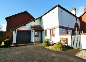 Thumbnail 3 bedroom semi-detached bungalow for sale in Pippin Close, Exeter