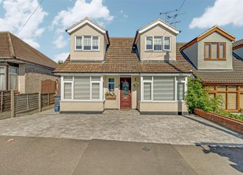 Thumbnail 4 bed semi-detached house for sale in Benvenue Avenue, Eastwood, Leigh-On-Sea